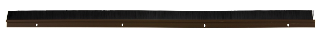 Woodside PVC Brush Seal - Brown