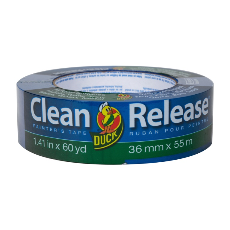 Duck Clean Release Masking Tape - 36mm x 55m