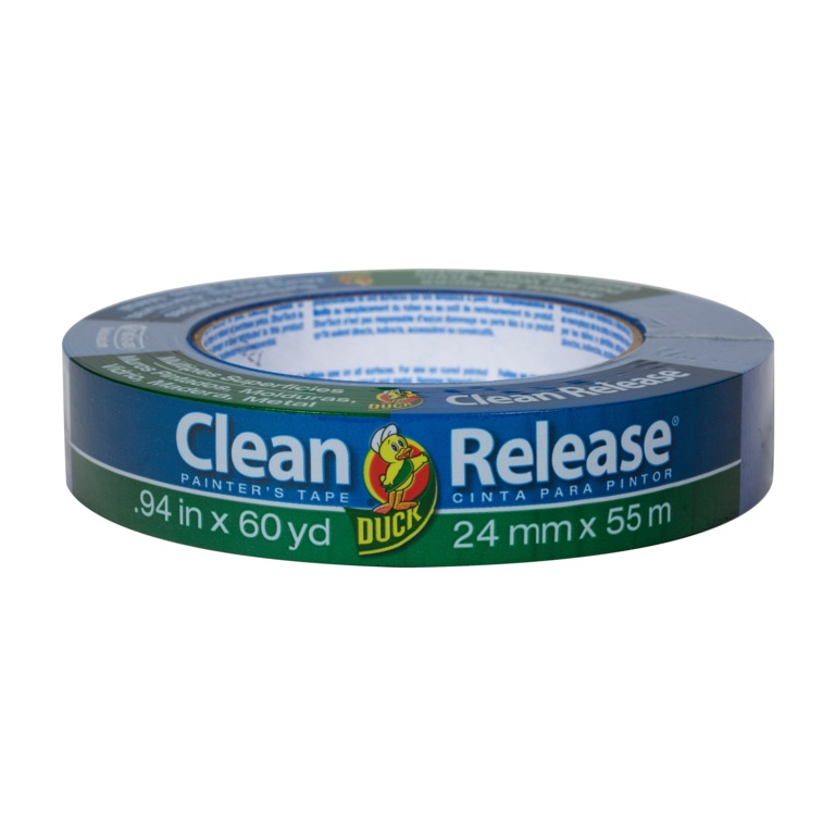 Duck Clean Release Masking Tape - 24mm x 55m