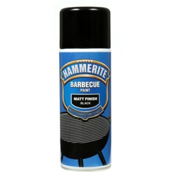 Hammerite Barbecue Paint 400ml Aerosol