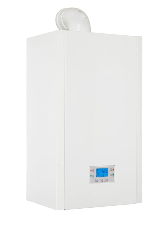 Ravenheat Combi Boiler (Opentherm) - 31kw