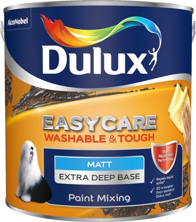 Dulux Easycare Base 2.5L - Extra Deep
