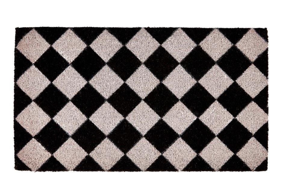 Groundsman Chequerboard Doormat - 40x70