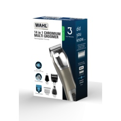 Wahl 14 In 1 Rechargeable Multi Groomer