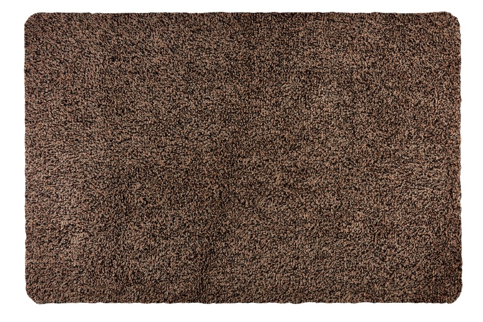 Groundsman Cotton Indoor Mat - Coffee - 50 x 75cm