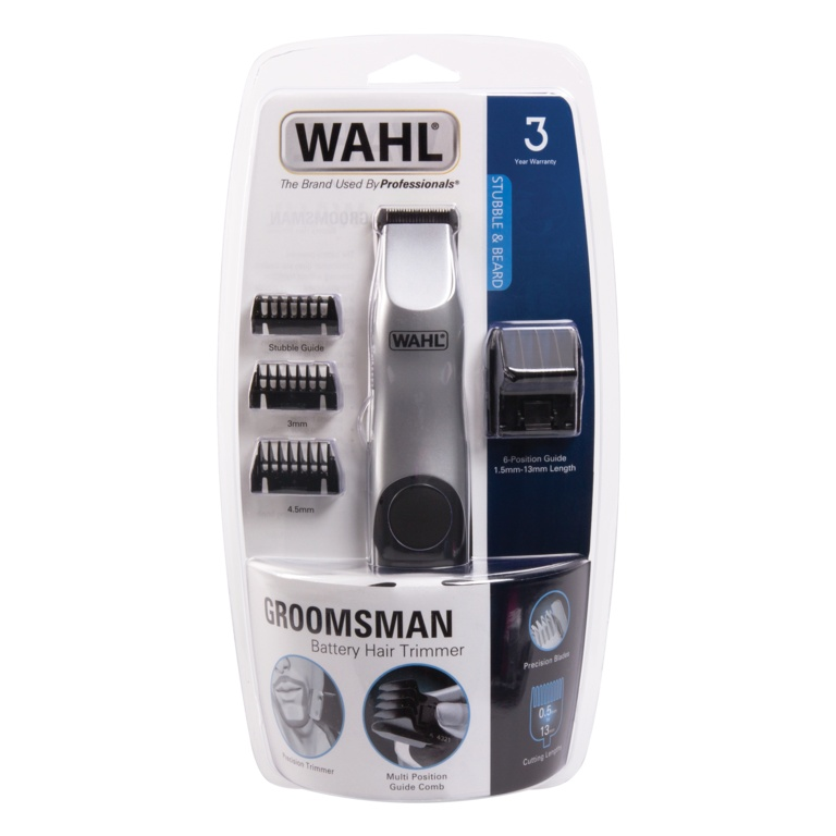 Wahl Groomsman Battery Trimmer