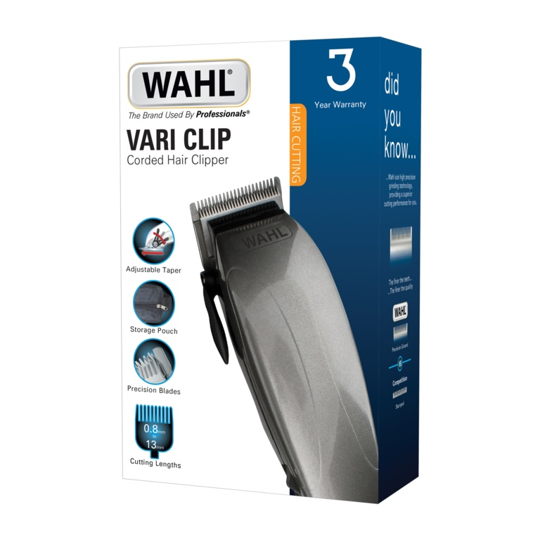 Wahl Vari-Clip Corded Hair Clipper