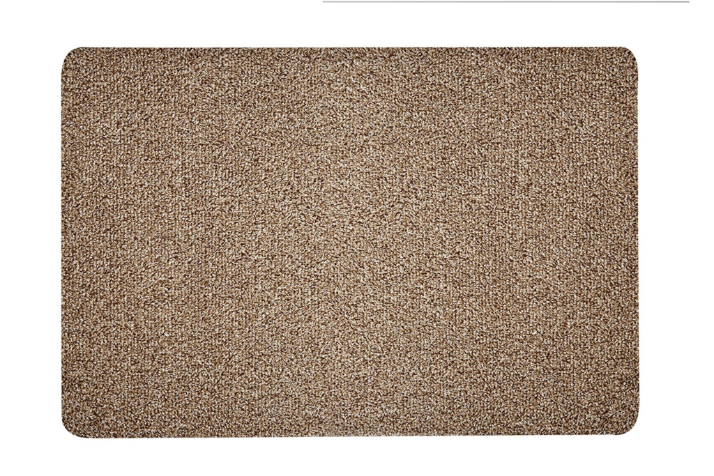 Groundsman Cotton Indoor Mat - Linen - 50 x 75cm