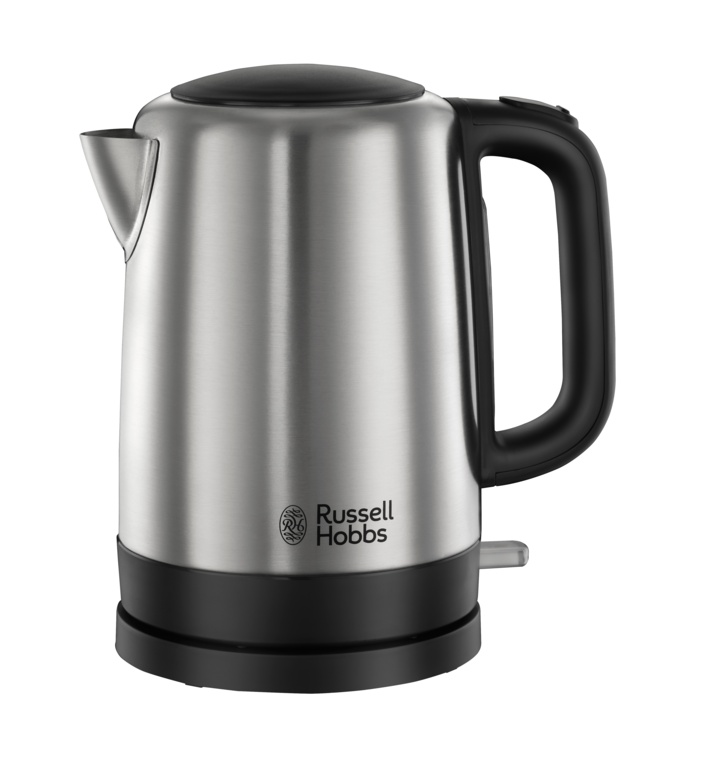 Russell Hobbs Canterbury 3kw Kettle - Brushed