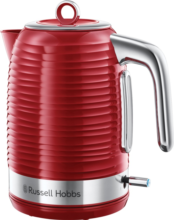 Russell Hobbs 3kw Inspire Kettle - Red