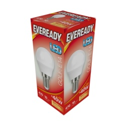 Eveready LED Golf 6W E14 470LM