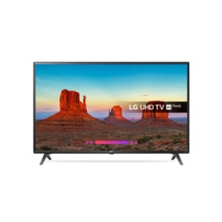 LG Ultra HDR Freeview Play 4k TV
