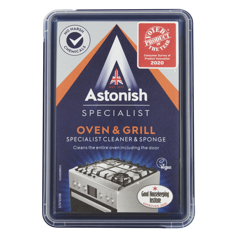 Astonish Oven & Grill Cleaner - 250g