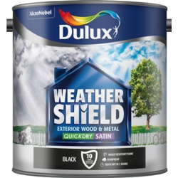 Dulux Weathershield Quickdry Satin 2.5L