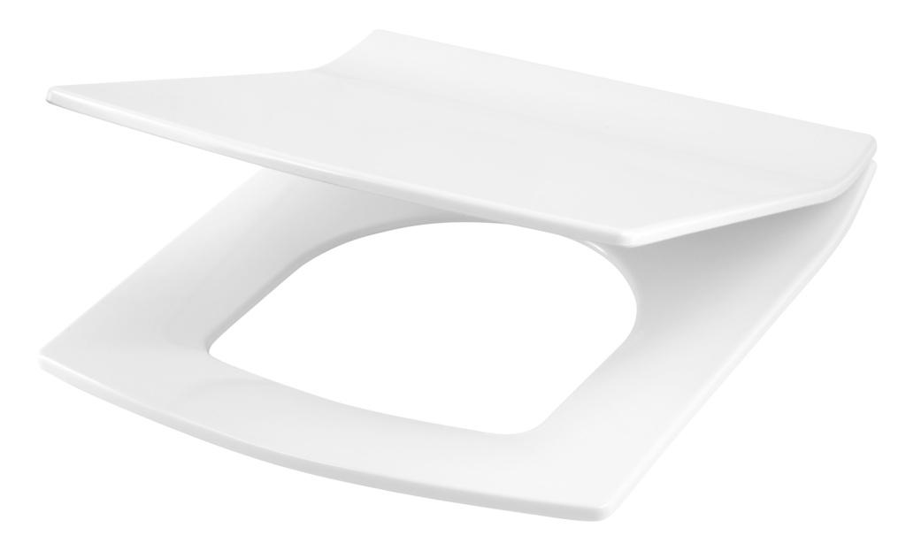 SP Ascent Soft Close Slim Toilet Seat