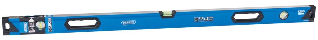 Draper Aluminium Box Level - 1200mm