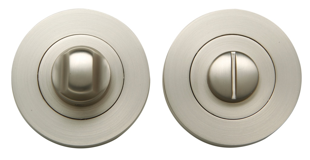 Oro & Oro Bathroom Turn & Release - Satin Nickel