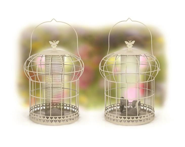 Honeyfield's Cottage Garden Squirrel Proof Feeder - Peanut