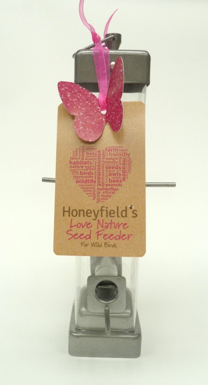 Honeyfields Love Nature Feeder - Seed