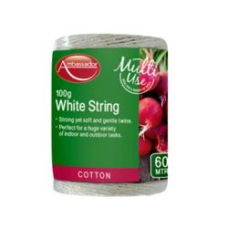 Ambassador Cotton String - 100g/60m
