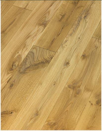 Xylon FSC Oiled Solid Oak Flooring 0.84m2 - RANDOM LENGTH x 140mm x 20mm