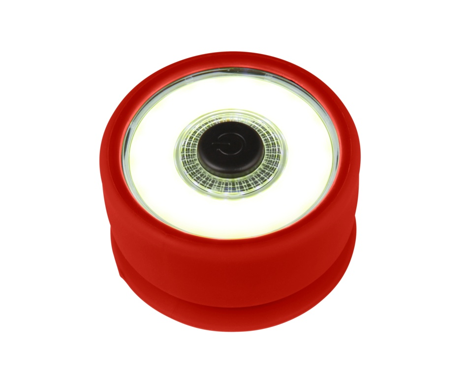 SupaLite Silicone Suction Worklight With Magnetic Base
