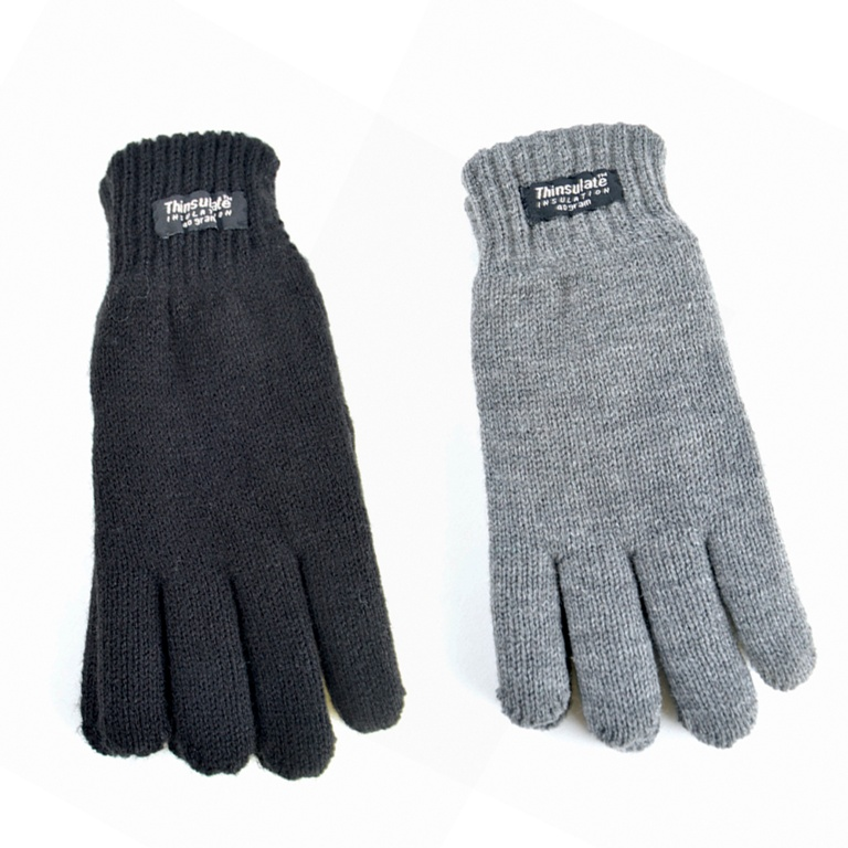 RJM Boys Thinsulate Knitted Gloves