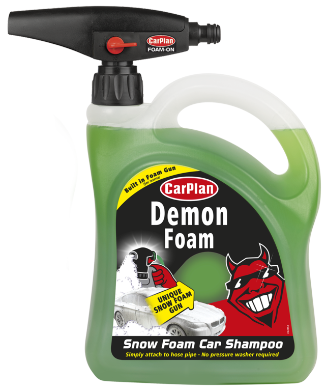 Carplan Demon Foam With Snow Foam Gun - 2L