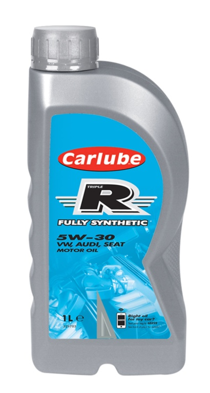 Carlube Triple R 5w-30 Fully Synthetic VW - 1L