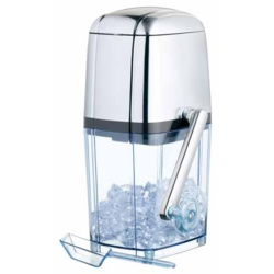 BarCraft Rotary Acrylic Ice Crusher - L