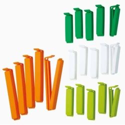 KitchenCraft Bag Clips - Assorted Sizes 20 Piece