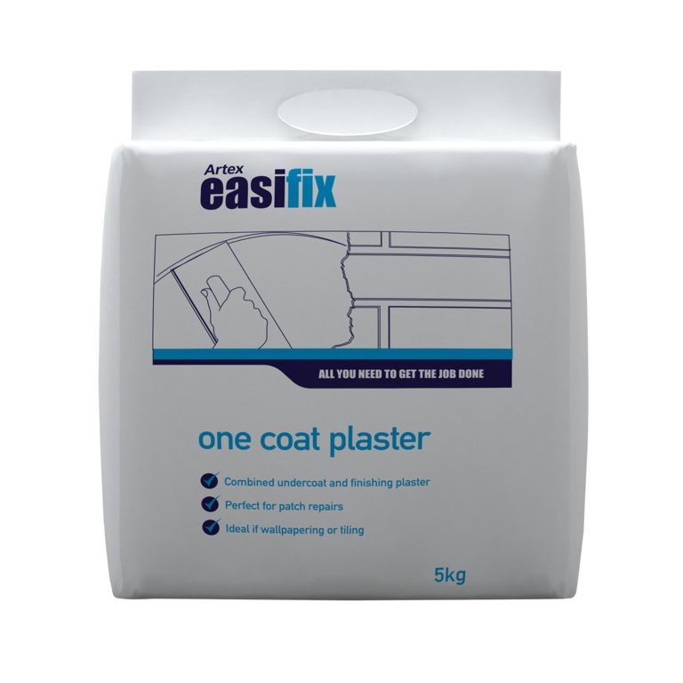 Artex Easifix One Coat Plaster - 5kg