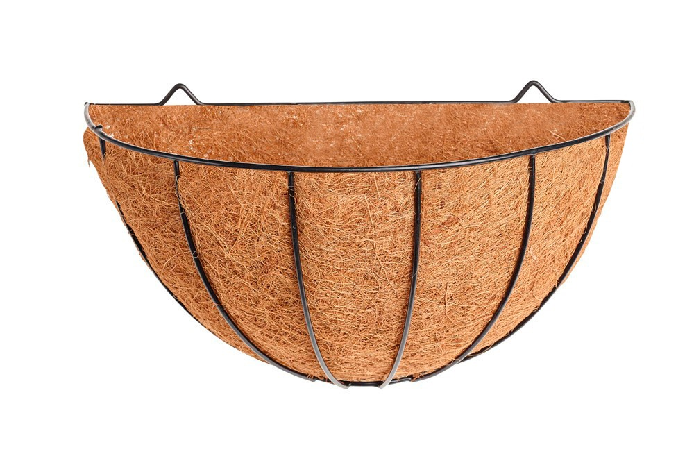 Ambassador Wall Basket With Coco Liner - 16""