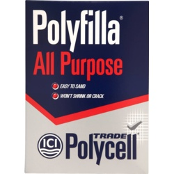 Polycell Polyfilla All Purpose Powdered Filler