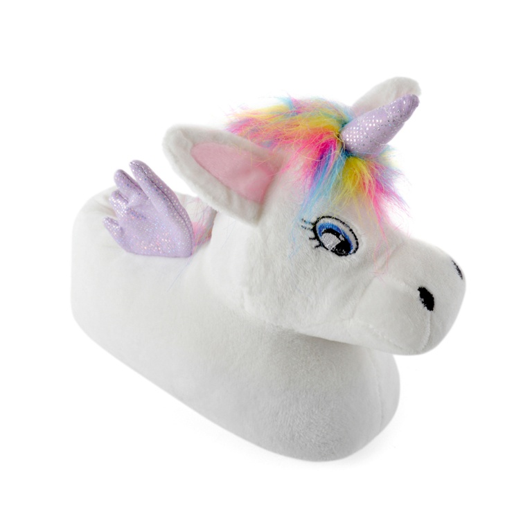 Slumberzzz Girls Unicorn Slipper