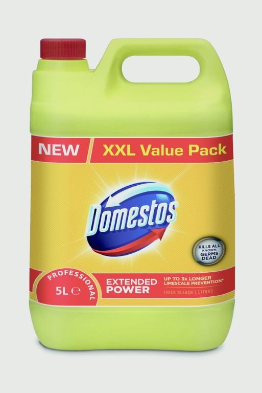 Domestos Thick Bleach - Citrus 5L