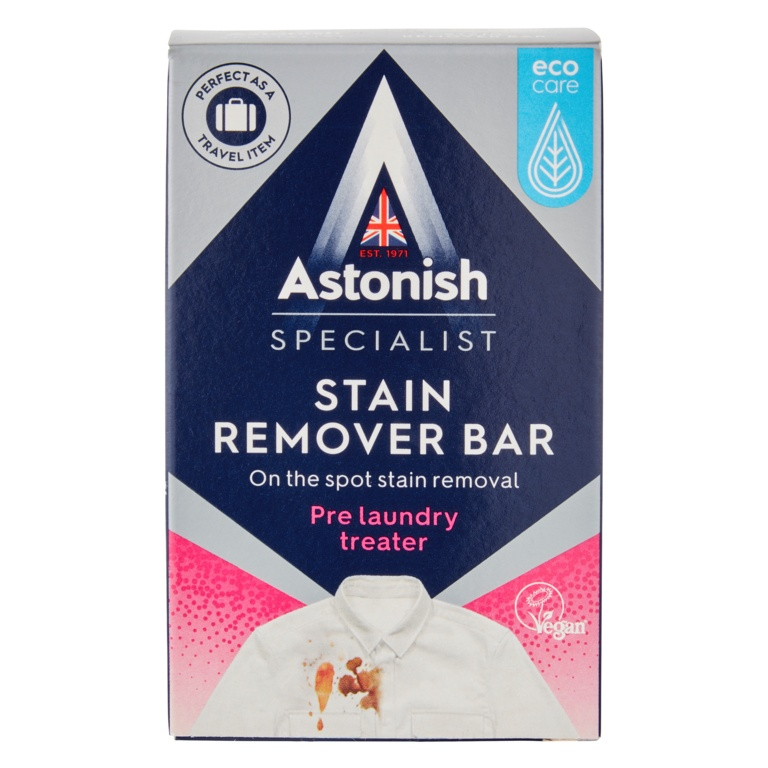 Astonish Specialist Stain Remover Bar - 75g