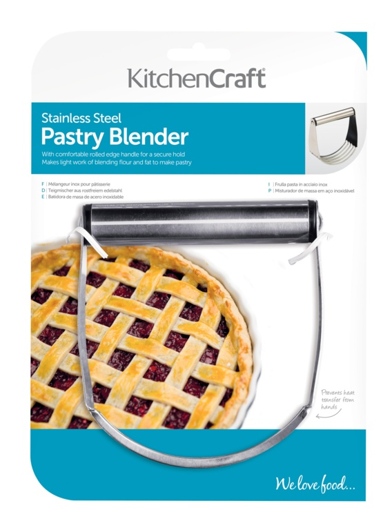 KitchenCraft Pastry Blender - Stainless Steel