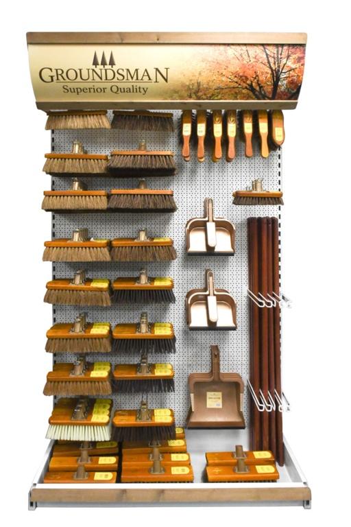 Groundsman Brushware Stand