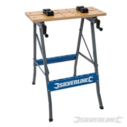 Silverline Portable Workbench