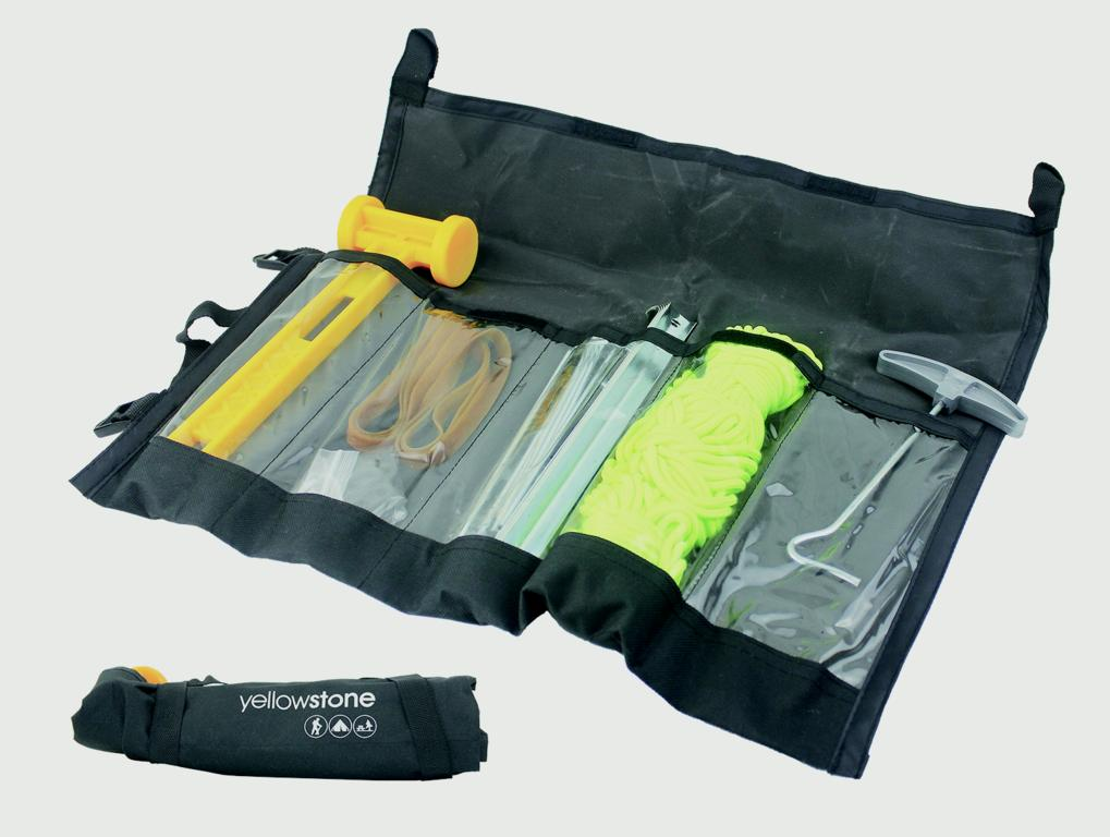 Yellowstone Camping Accessory Kit