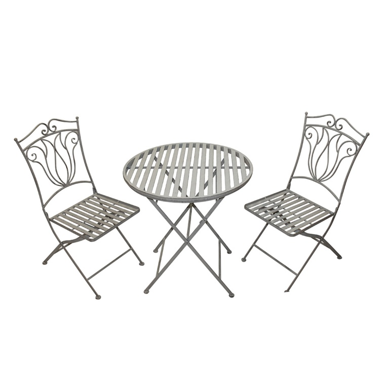 Pagoda Richmond Bistro Set