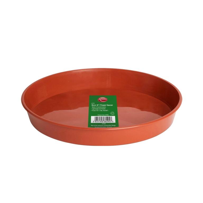 """Ambassador Flower Pot Saucer - 8.5"""""""