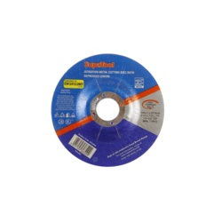 SupaTool Ultrathin Metal Cutting Disc With Depressed Centre