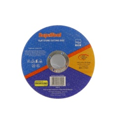 SupaTool Flat Stone Cutting Disc