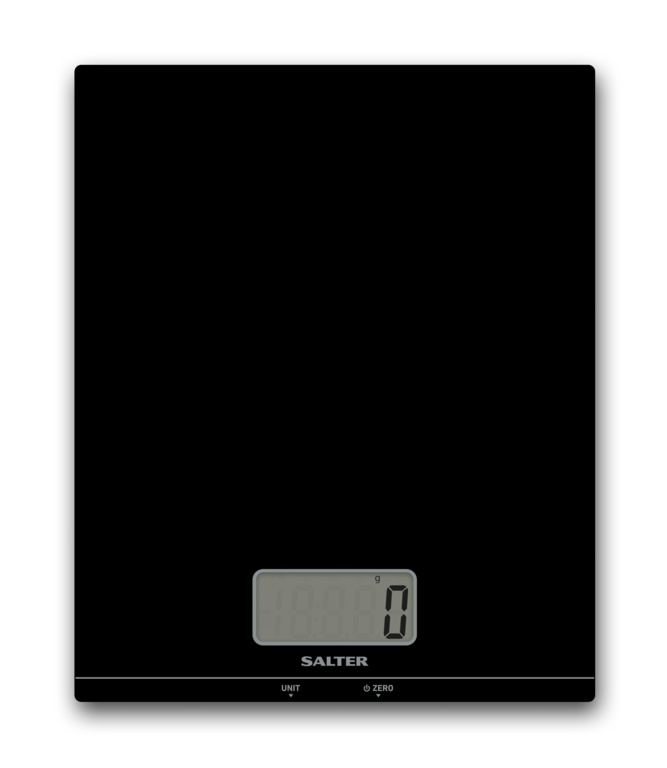 Salter Glass Electronic Scale - 5kg