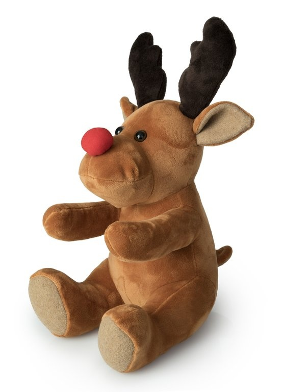 Blue Canyon Door Stop - Rudolph Reindeer