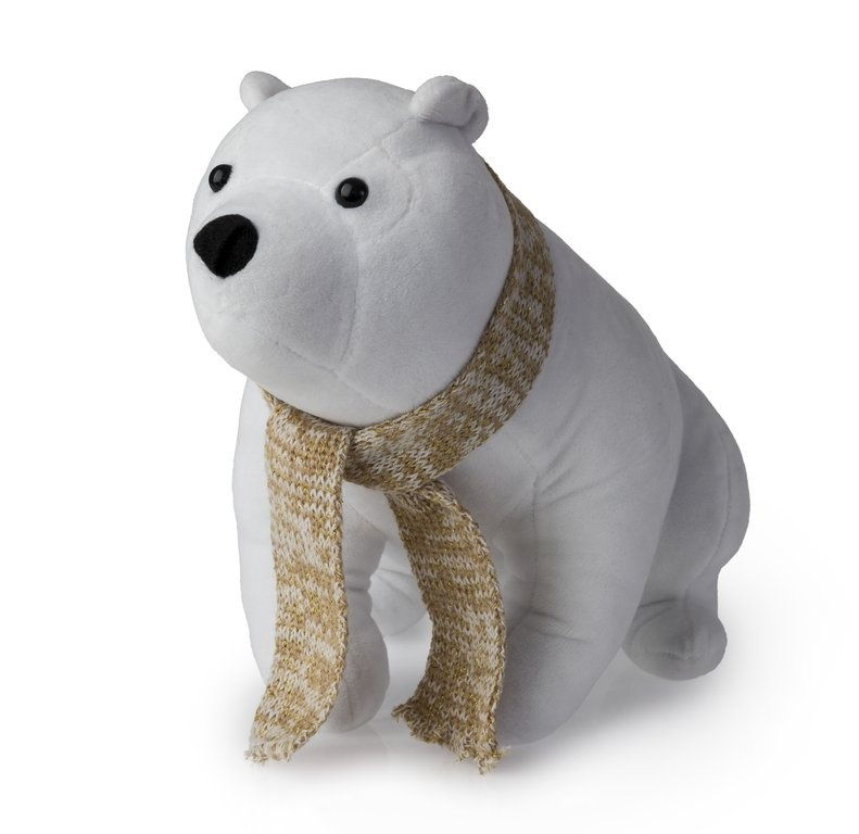Blue Canyon Door Stop - Polar Bear