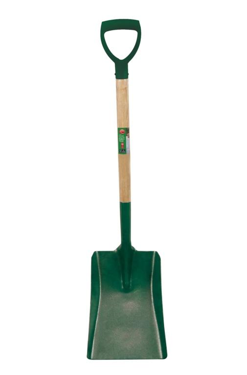 Ambassador Wooden Shaft Builders Shovel