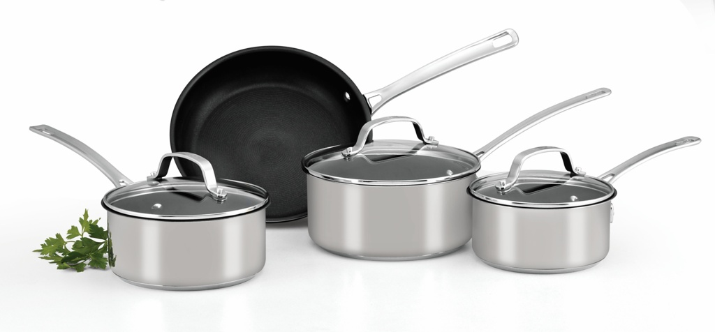 Circulon Genesis Pan Set - 4 PIece